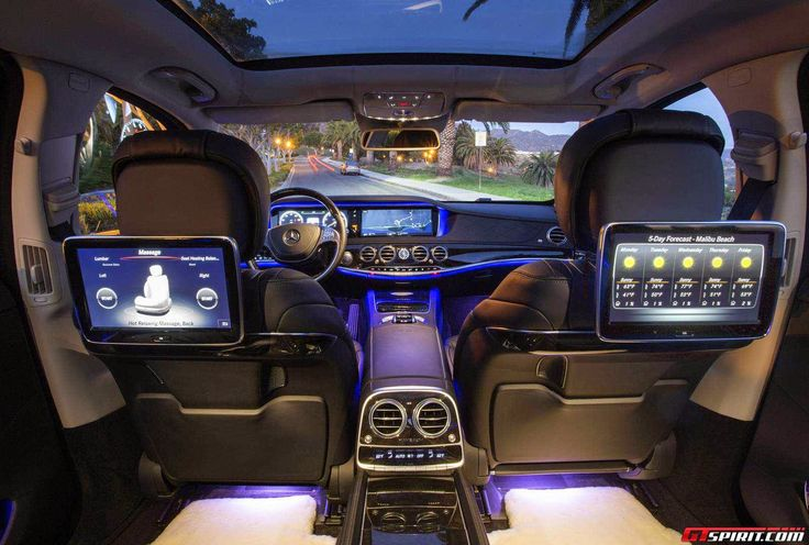 """From Santa Barbara to Santa Maria in the Mercedes-Maybach S 600. Read gtspirit.com's review of this """"ultra luxury"""" vehicle. http://benz.me/GTspirit_Mercedes-Maybach  Photo courtesy of GTspirit.com."""