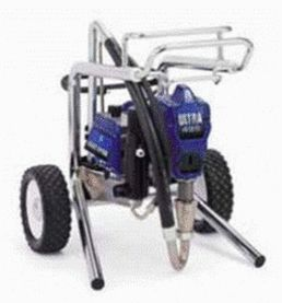 GRACO 495 ULTRA MAX LO  GRACO 495 ULTRA MAX LO $2,983.20 / EA x [Max field length is unknown]   SPRAYER, UMII495, LO-BOY ULTRA MAX II  MAX TIP SIZE .025  MAX L/PM 2.3LITRES  MAX PSI 3300  WITH FTX GUN  15m HOSE  PROVEN ENDURANCE PUMP  SMART CONTROL 2.0 PRESSURE CONTROL  EXCLUSIVE BRUSHLESS DC MOTOR  CHROME PLATED WELDED STAND  EASY OUT PUMP FILTER