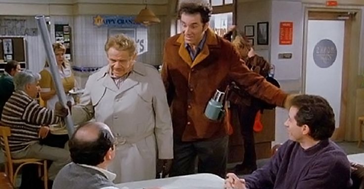 What's the deal with Tumblr's logo? It's promoting 'Seinfeld' reruns on Festivus