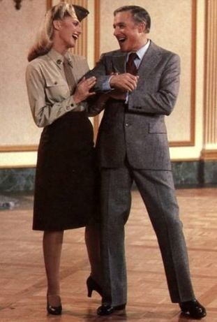 Xanadu Gene Kelly and Olivia Newton-John