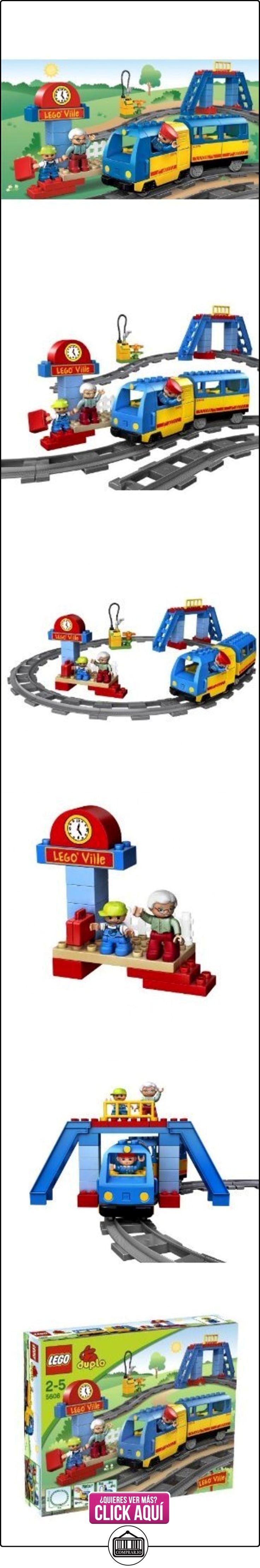 Lego Duplo Train Start Set 5608 LEGO parallel import goods (japan import)  ✿ Lego - el surtido más amplio ✿ ▬► Ver oferta: https://comprar.io/goto/B005ZCEJIW