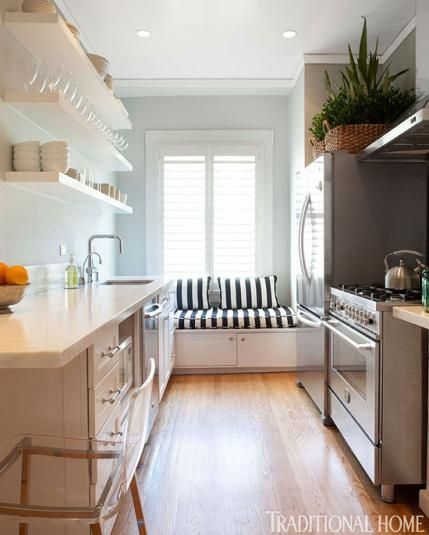 Small Galley Kitchen Cabinets: 13 Best Small Kitchen Ideas On A Budget Images On Pinterest