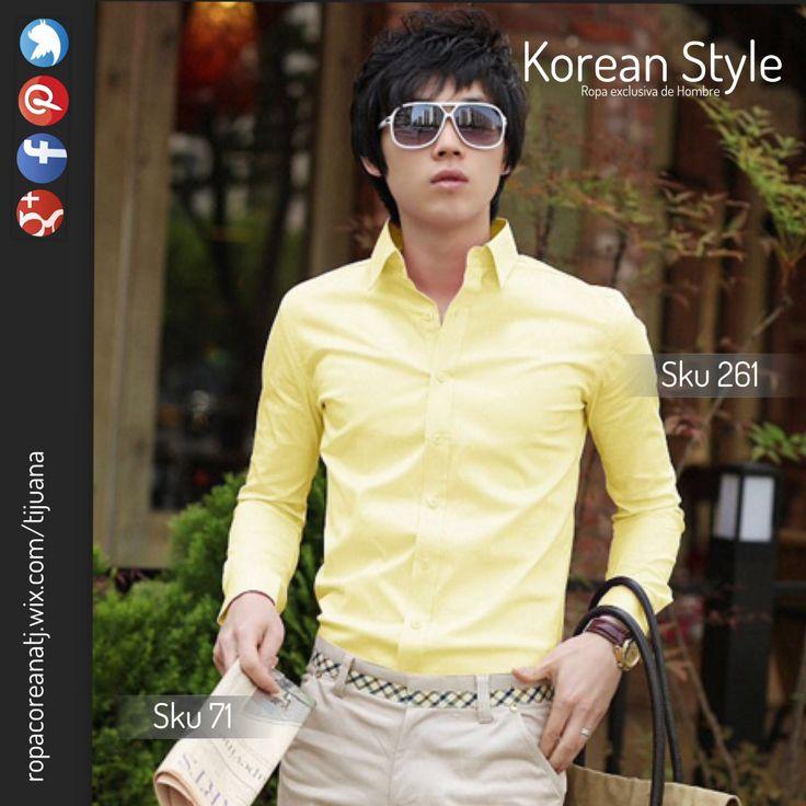 Ropa Coreana, Korean Style