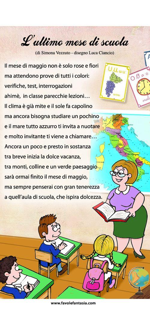 Ben noto 183 best °‿•✿ Italiano: Poesie, filastrocche e racconti images on  LV13