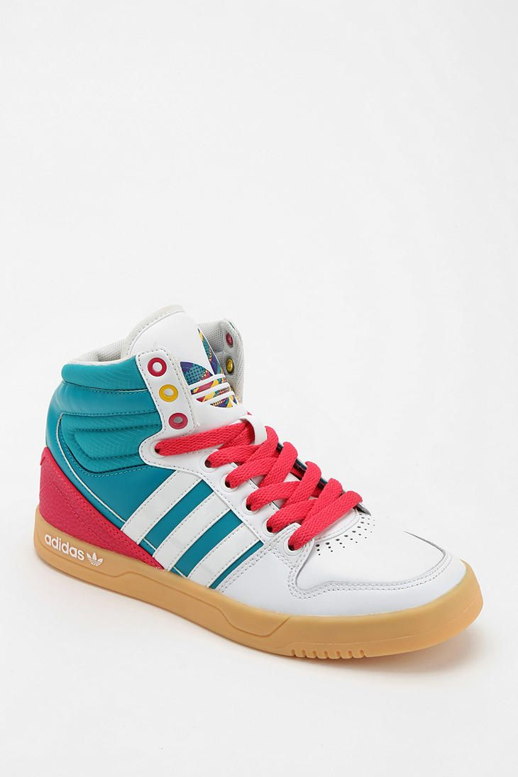 adidas Court Attitude High-Top Sneaker #UrbanOutfitters