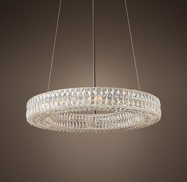Spiridon ring chandelier 32