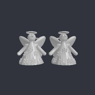 angel free 3D model angel_ornament_miniature.x3d vertices - 17458 polygons - 34918 See it in 3D: https://www.yobi3d.com/v/x5v0wKve2O/angel_ornament_miniature.x3d