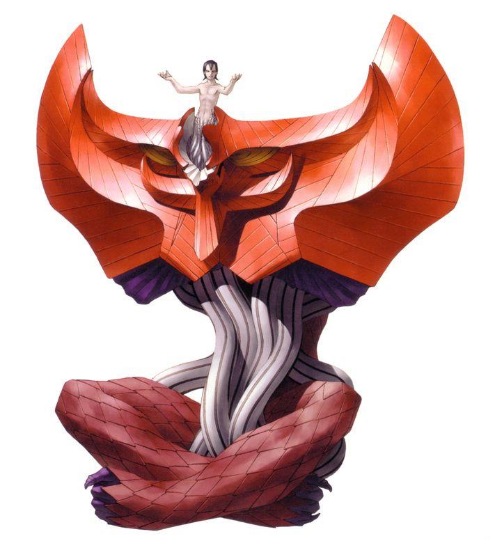 Ahriman (first form) - Shin Megami Tensei III Nocturne