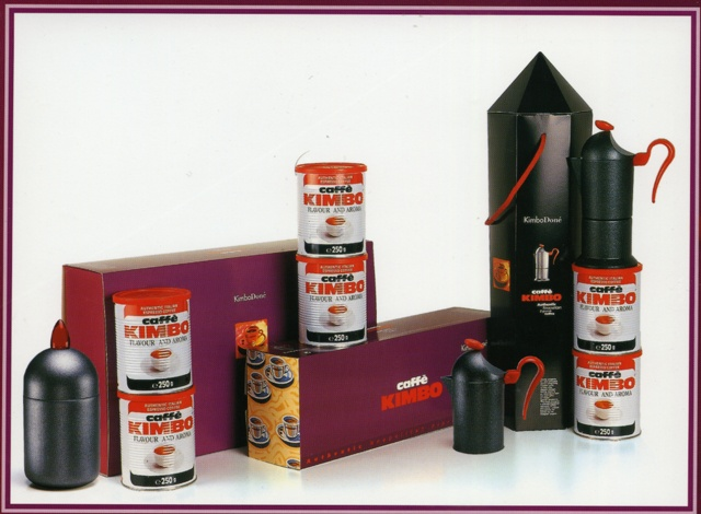 1997 Kimbo Pack Edition Donè