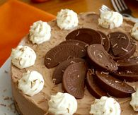 Terry's Chocolate Orange Cheesecakehttp://www.lovethispic.com