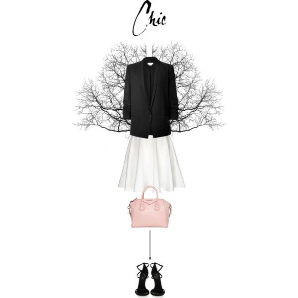 """Chic"" by essenceve on Polyvore"