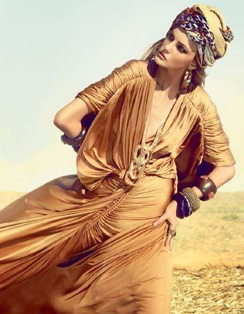 I ♥ Fashion: Editorial étnico - Elle