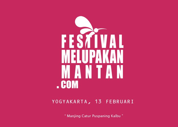 Festival Melupakan Mantan