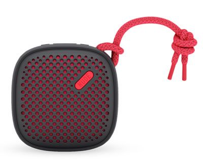 nude audio's portable bluetooth speaker series
