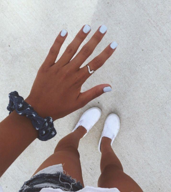 nails vsco aesthetic