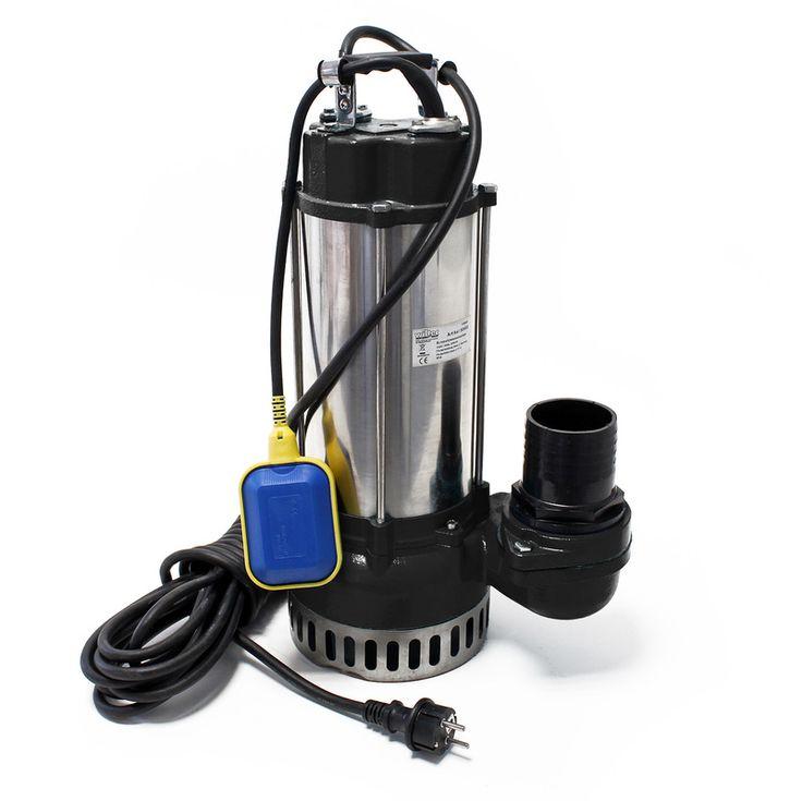 Pompe Pour Eaux Sales V2200f Avec Flotteur 42000l H Avec 2200w Hauteur Max De Refoulement 17m 50988 In 2019 Vacuums Appliances Home Appliances