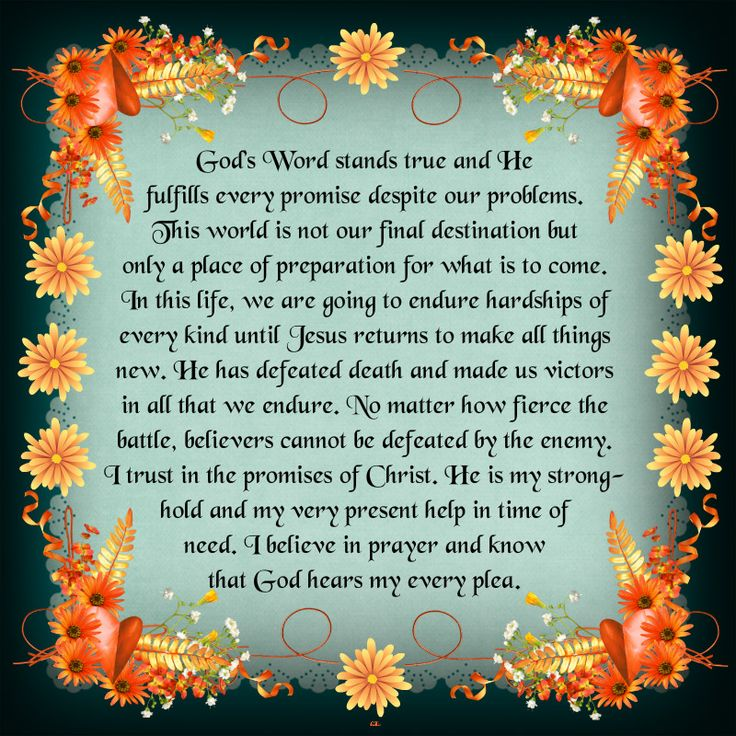 every promise of your word pdf