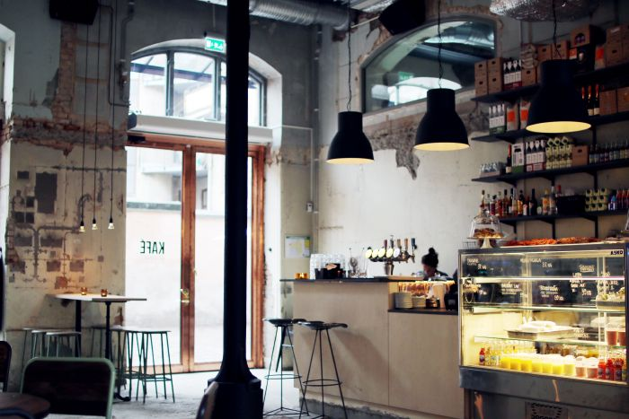 Kafé Magasinet // Gothenburg