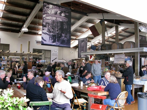 French Market, Parnell