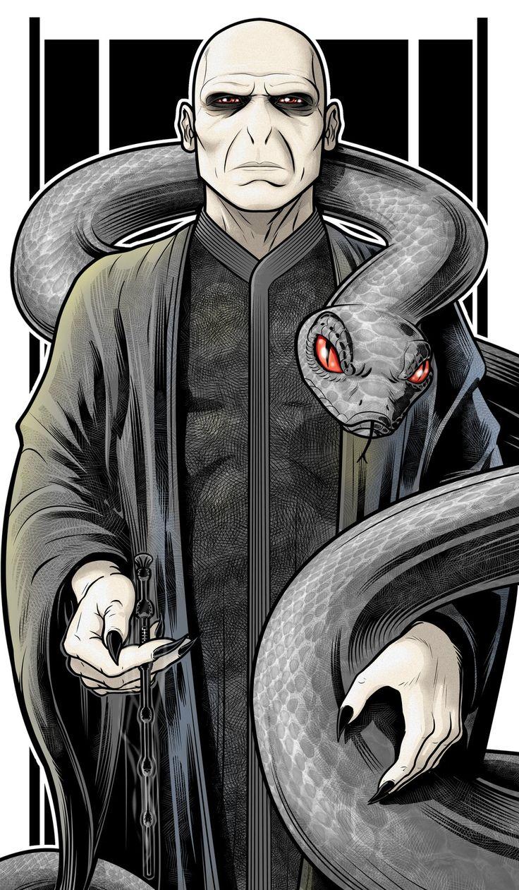 Voldemort by Thuddleston.deviantart.com on @DeviantArt