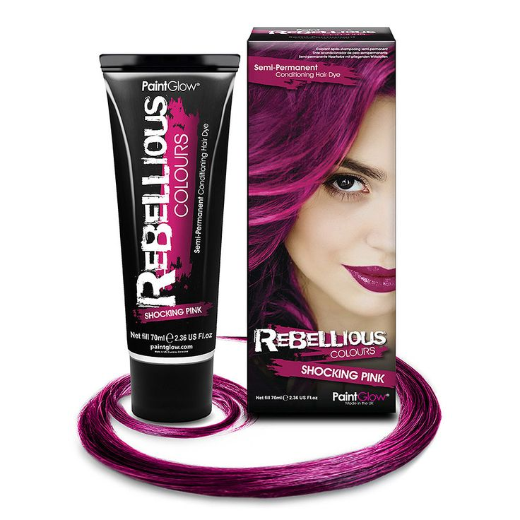 New Paintglow Rebelli... http://www.cosmetics4uonline.co.uk/products/paintglow-rebellious-colours-semi-permanent-hair-dye-shocking-pink?utm_campaign=social_autopilot&utm_source=pin&utm_medium=pin #cosmetics #makeup #fancydress #fragrances #henparty #stagparty #lipsticks #mascara #beauty