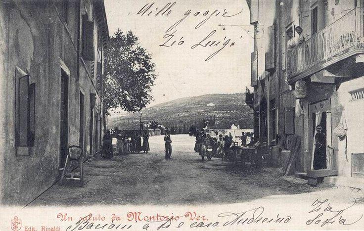 Verona - Montorio primi 900
