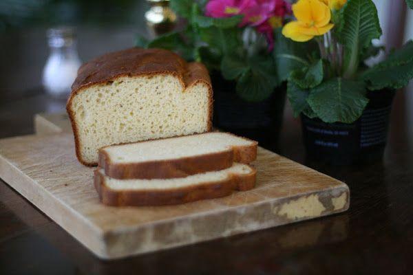 Blackberry Rambles Recipes: My Favorite Gluten Free Bread (rice flour, potato starch, tapioca, xanthan gum, egg replacer)