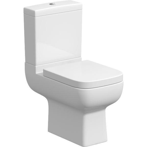 Affine Amelie Space Saving Toilet