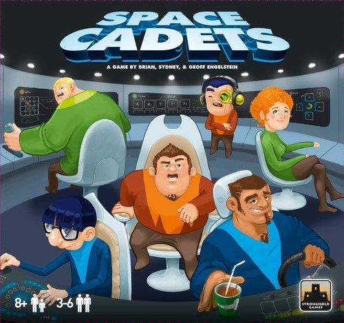 Space Cadets is the highly-anticipated cooperative game from the famous Engelstein Design Family (Brian, Sydney, and Geoff Engelstein).  It is your first voyage aboard one of the best starships in Star Patrol.  Taking control of one of the bridge stations, you are sure that this mission will be an easy one…where nothing can go wrong… yeah… right…  $50.95