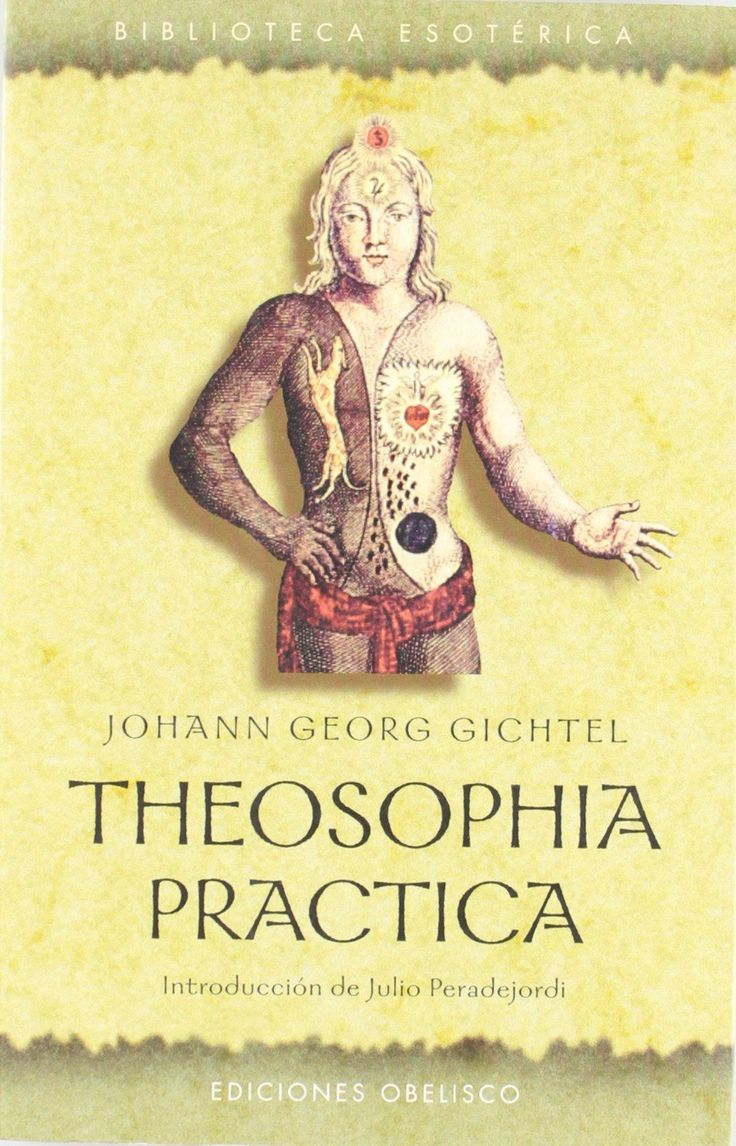 THEOSOPHIA PRACTICA  by Gichtel