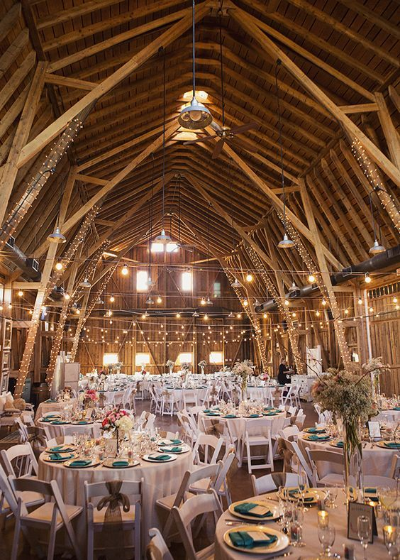 32 Beautiful Farm Barn Wedding Venues For Your To Go Rustic