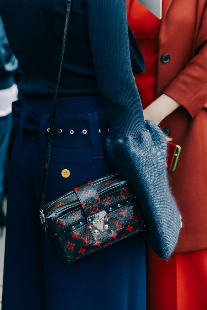 Street looks à la Fashion Week printemps-été 2016 de Paris