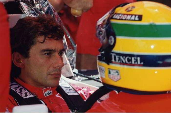 Ayerton Senna dies after a car crash
