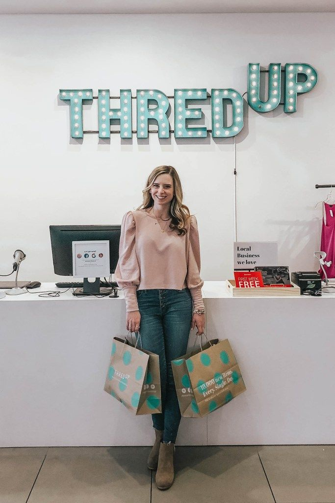 55d92cbfd25 Thrift Shopping with thredUP in Walnut Creek