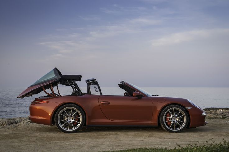 First Drive: 2015 Porsche 911 Targa 4S - The Official Blog of SpeedList.com