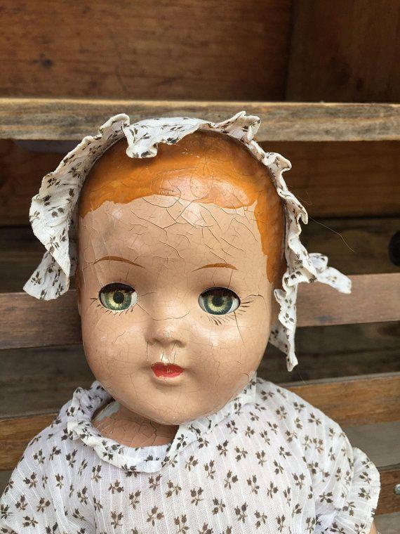Antique Composition Doll Antique Bears