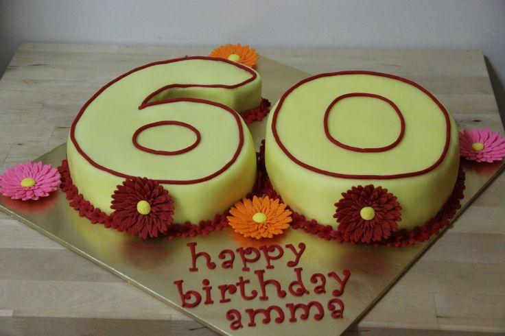 60th Birthday Cake Ideas For Mom Google Search My Pinterest
