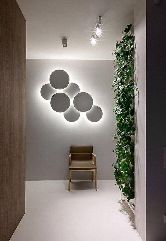 unglaubliche wanddeko ideen gestalten sie ihre w nde. Black Bedroom Furniture Sets. Home Design Ideas