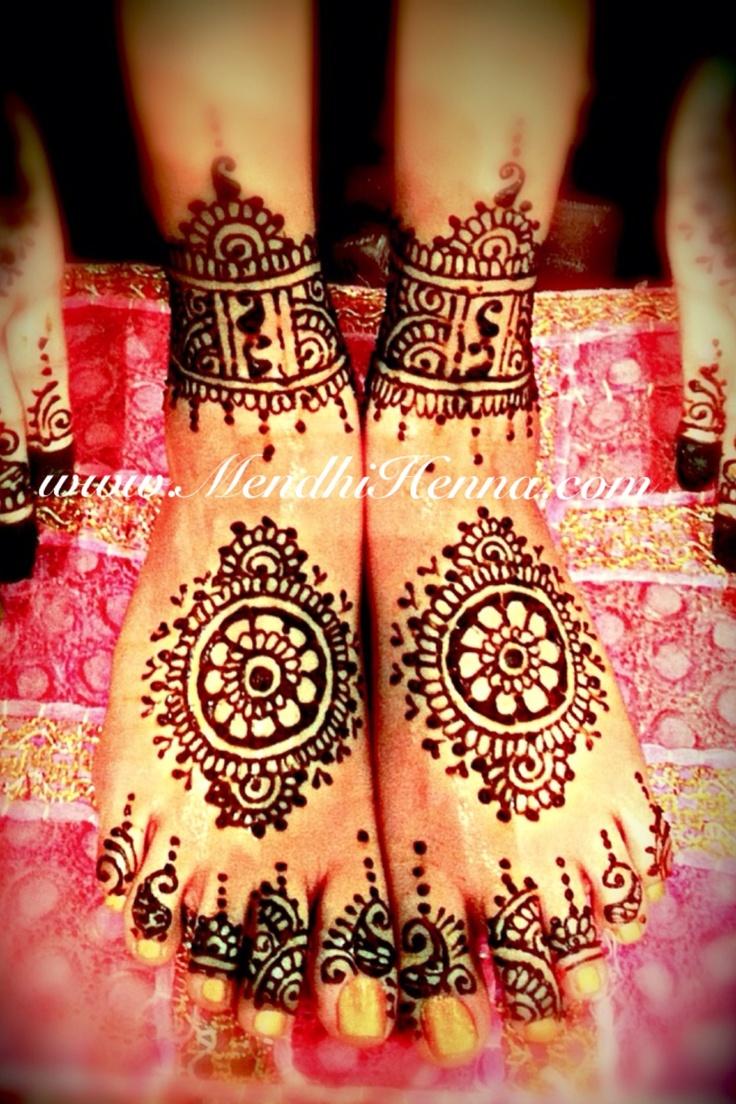 Now taking henna