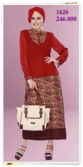 batik etnic cantik yang anggun dan mempesona