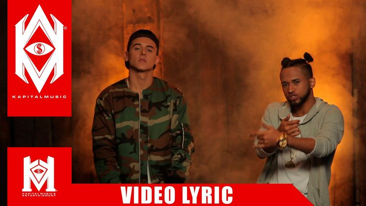 ¿Por Que Sigues Con El? Remix - Bryant Myers Ft Kevin Roldan (Video Lyrics)
