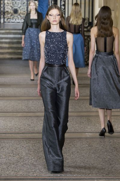 Didit Hediprasetyo at Couture Fall 2014 - StyleBistro