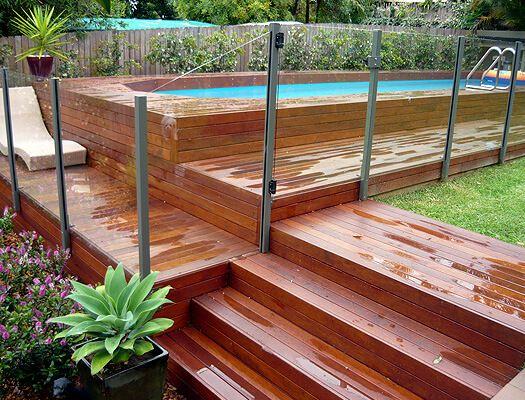 Best 25 Oval Above Ground Pools Ideas On Pinterest Pool