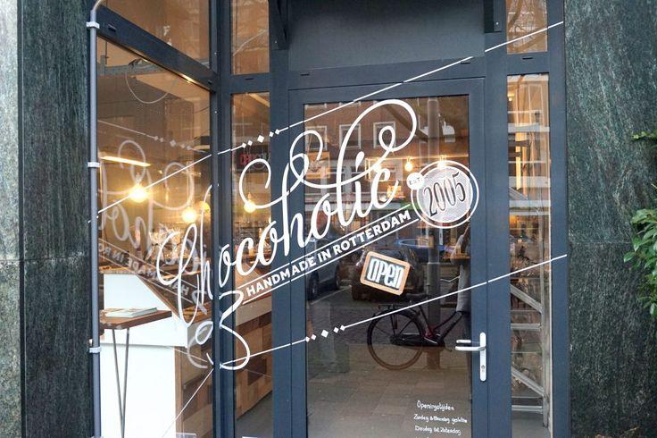 Chocholic in Rotterdam