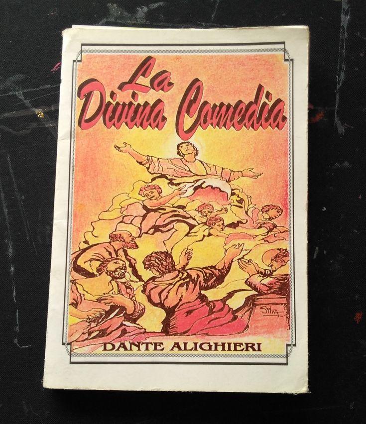 La Divina Comedia- Dante Alighieri Una historia del paso de un amante por el infierno, el purgatorio y el cielo en busca de su amada.  Valor $8.000 COP
