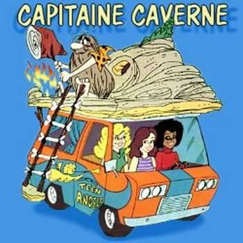 CAPITAINE CAVERNE - même qu'avec mon grand sac plein de tout et n'importe quoi il arrive (quand on ne m'appelle pas Mary Poppins) que certains me baptisent Capitaiiiiiine Caaaaaaaaaverrrrrrrrrrrne.. ^^'