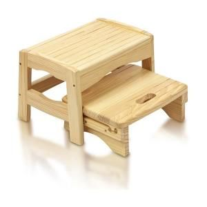 MARCHEPIED ENFANT Safety 1st Escabeau 2 Marches En Bois