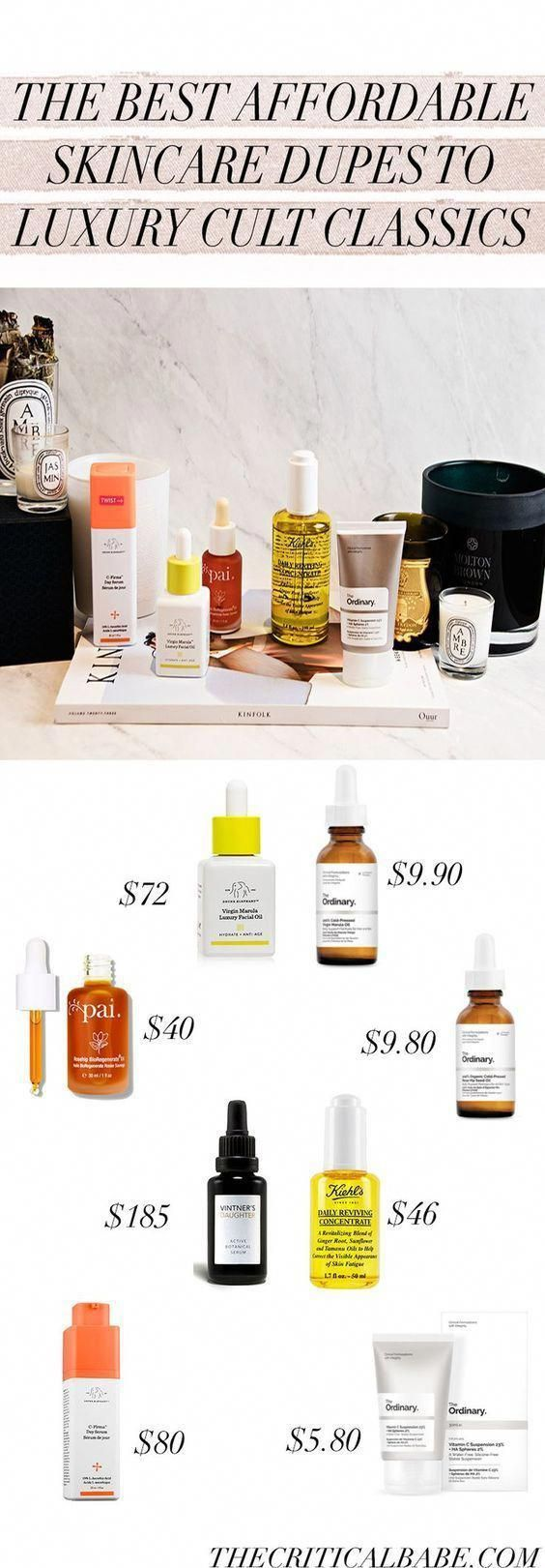 luxury skin care 30+ in 2020 Affordable skin care