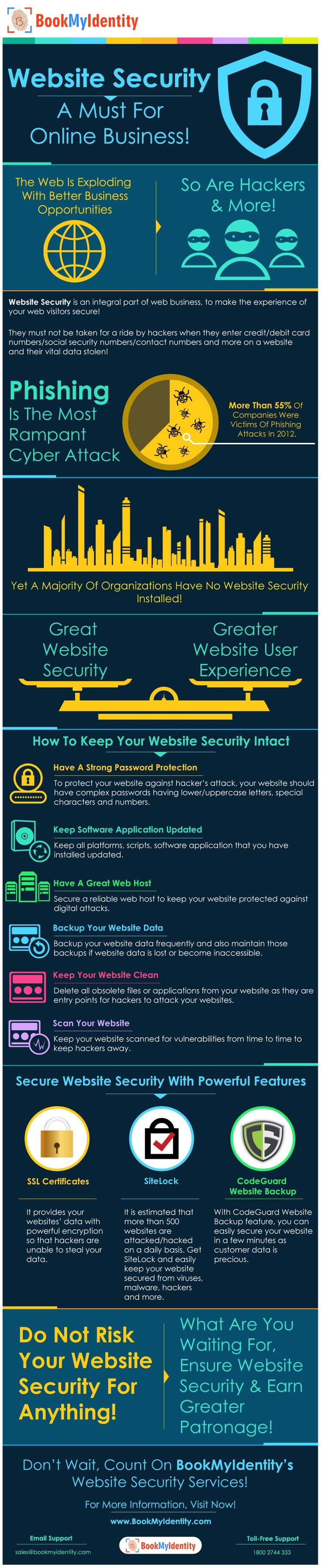 Have an online business? Consider auditing your website security right away as hackers are more than trying to tarnish your website security in more ways than you could ever think! Go ahead and dig deeper into the basics of website security now!