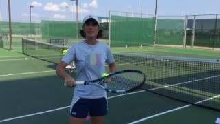 Continental Tennis Grip Beginner Drill  #beginner #continental #drill Continental Tennis Grip Beginner Drill